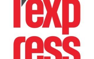 logo l'express carré